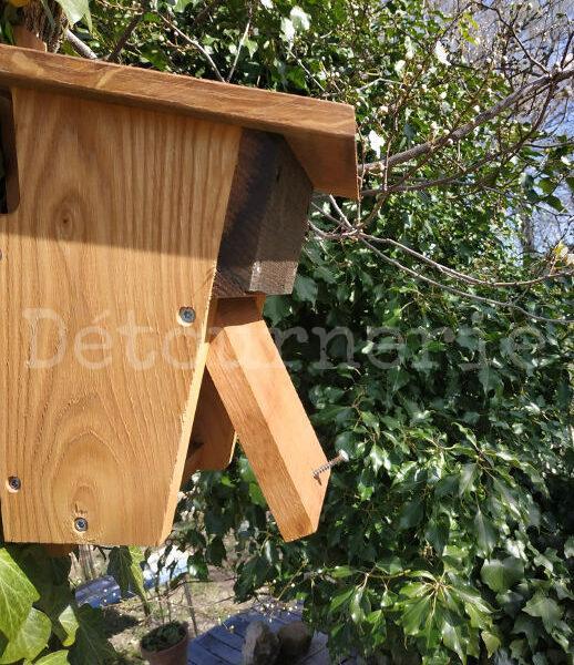 nichoir à grimpereau ouverture