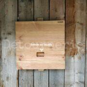 Gîte n°13 pin sylvestre vue de face