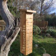 nichoir abeilles sauvages