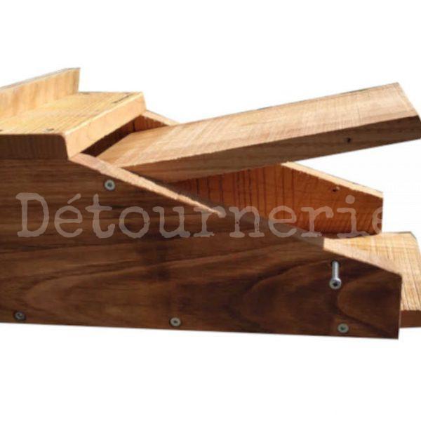 nichoir pour chauves-souris arboricoles